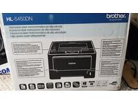Brother laser printer, brand new and boxed