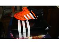 adidas foot ball boot for sale size 8