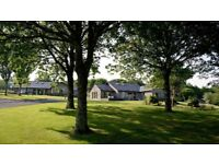 Cornwall .St Mellion, Lodge sleeps 6,+ Golf and leisure center.