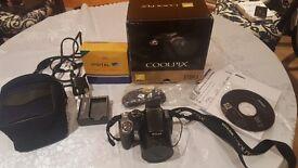 Camera Nikon Coolpix P80