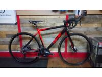 Brand new ex demo cyclocross bike, East Way bicycle , CX - road.