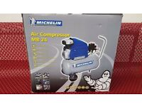 Brand New Never Been Used Michelin Air Compressor MB 24