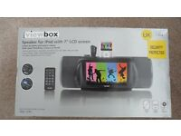 TECHNIKA VIEWBOX - SP108 - for use with ipod