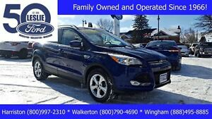 2014 Ford Escape SE 4WD | Incl Snow Tires | One Owner