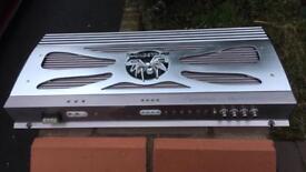 Soundstream 800.2 car amplifier