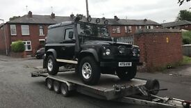 2002 Land Rover Defender County 2.5 TD5