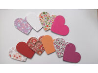 50 big hearts
