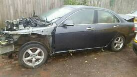 Honda accord 2.2 i-ctdi 2006 reg breaking for parts