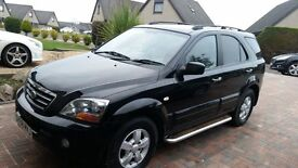 KIA Sorento 2.5 XS 5d 168 BHP HUGE SPEC+STUNNING EXAMPLE+FSH FULL HISTORY+FULL GREY LEATHER