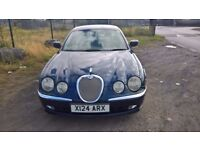 4.0L V8 Jaguar S Type - 110k in good condition