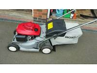 Honda Petrol Self Propelled Lawnmower - Good Condition