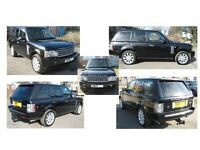 2009 Land Rover Range Rover 4.2 V8 Supercharged Autobiography LPG