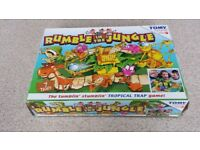 Rumble in the Jungle board game