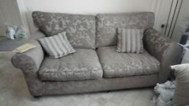 Sofas 3 seater and 2 seater sofas