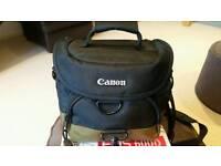 Canon Dslr shoulder camera bag