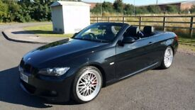 BMW 320i convertible