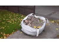FREE garden gravel for collection at Long Eaton