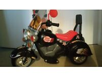 Childs electric motorcycle age 2-6