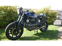 bmw k100 cafe racer scrambler tracker brat custom project