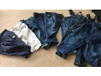 Boys 12-18 months, Next, M&S, Mothercare and Boots Jeans, trousers and dungarees