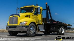 2009 KENWORTH T370 TOW TRUCK