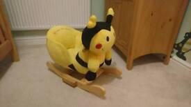 Rocking Bumblebee