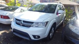 2013 Dodge Journey SXT|Accident Free|Push Button Start|