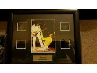 Queen original filmcell. SPECIAL EDITION