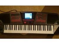 WK8 World Keyboard Mega Station