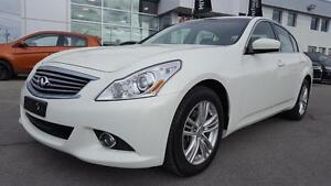 2012 Infiniti G37 Sedan Luxury AWD CUIR NAVI