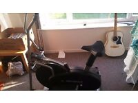 Cross Trainer/Exercise Bike Combo - Perfect Condition £40