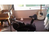 Cross Trainer/Exercise Bike Combo - Perfect Condition £50