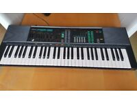 **** SOLD****Yamaha PSR-36 Electronic Keyboard Excellent Condition