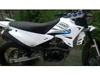 2016 SINNIS APACHE 125 cc