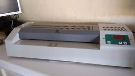 Foil It A3 machine & Brother laser printer