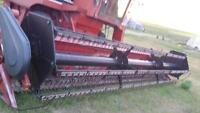 1440 Case Combine with 1010 22ft header
