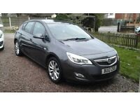 Vauxhall Astra, great family car sith 4 doors and good boot space
