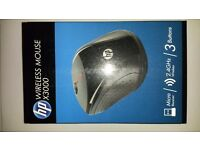 Hp wireless mouse x3000 new condition