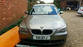 2004 BMW 520i auto