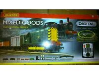 Hornby mixed goods digital train set