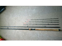 Normark Camaro Feeder Rod 13ft