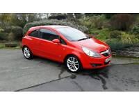 07 Vauxhall Corsa SXI *low milage* (clio ibiza polo fiesta citroen peugeot yaris micra cheap car)