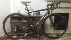 Women's road bike size small frame 51cm disc brake ladies bicycle giant trek specialized boardman