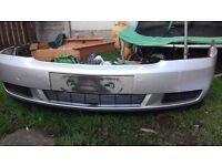vauxhall vectra c front bumper