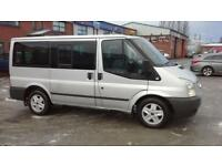 2012 ford transit tourneo 9 seater