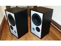 Mission 700 High Definition 2 way Reflex Speakers
