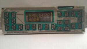 WP9754114 Whirlpool Range Electronic Contro Board Timer 9754114 Inglis smooth top range 030159302H