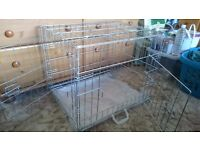 Small dog cage Excellent condition