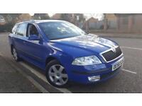 2007/56 Skoda Octavia 1.9 TDI PD Laurin & Klement 2 Key FSH T-Belt+WaterPump Replaced Heated Leather