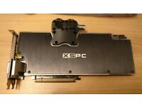 XFX R9 290x With Full Cover XSPC Razer Waterblock